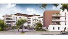 Appartements neufs Les Terrasses de la Baronnerie éco-habitat à Angers