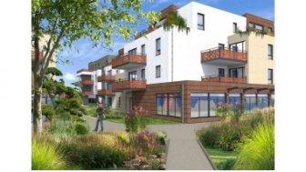 Appartements neufs Le Millenium investissement loi Pinel à Riedisheim