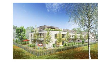 Appartement neuf Les Soieries à Rixheim