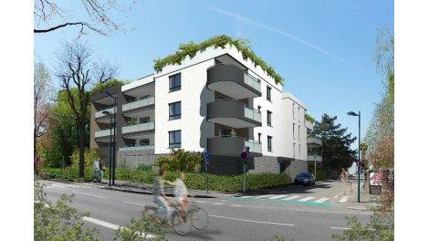 Appartement neuf Le Bellevaux investissement loi Pinel à Saint-Louis