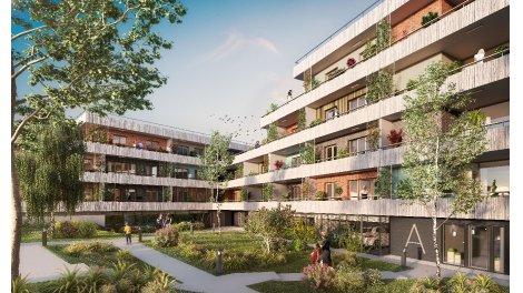 Appartement neuf La Canopee à Amiens