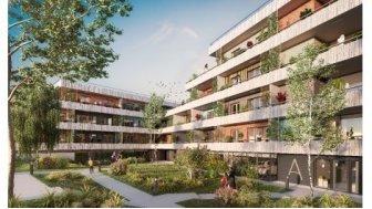 Appartements neufs La Canopee éco-habitat à Amiens