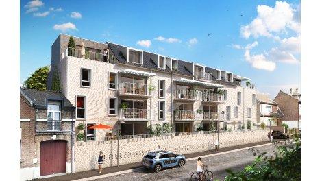 Appartement neuf Les Demeures d'Henriville à Amiens