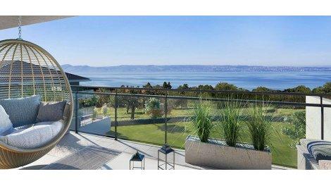 immobilier ecologique à Evian-les-Bains
