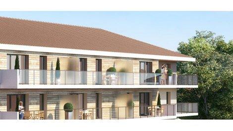 immobilier basse consommation à Evian-les-Bains
