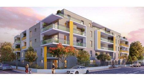 Appartement neuf Villa Riva investissement loi Pinel à Annemasse