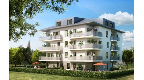 Appartement neuf K Luna à Annemasse