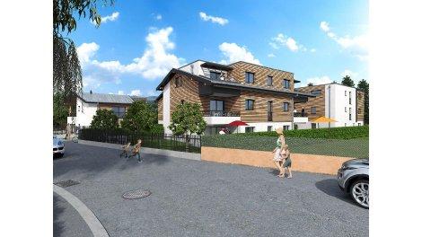 Appartement neuf Briand Parc investissement loi Pinel à Gaillard