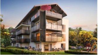Appartements neufs Les Rochers à Vétraz-Monthoux