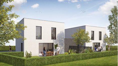 eco habitat neuf à Riedisheim