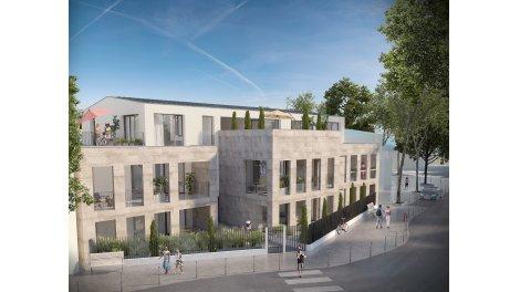 Appartement neuf L'Urbanist éco-habitat à Pessac