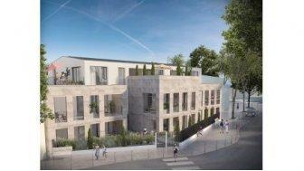 Appartements neufs L'Urbanist éco-habitat à Pessac