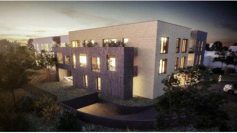 Appartement neuf Acanthe éco-habitat à Pessac