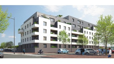 Rouen mathilde 78932 investissement immobilier neuf for Programme immobilier rouen