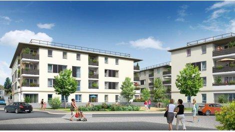 Appartement neuf Terre et Ciel à Villars-les-Dombes