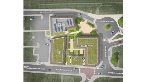immobilier ecologique à Villars-les-Dombes