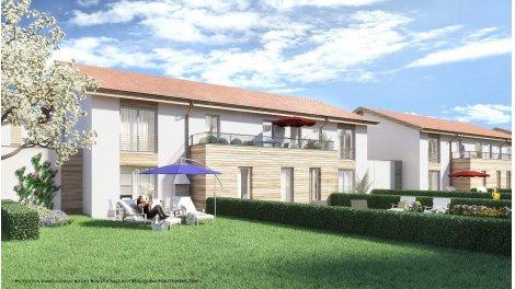 Appartement neuf Le Clos du Moulin éco-habitat à Saint-Georges-de-Reneins