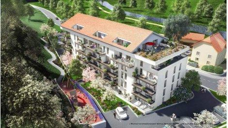 eco habitat neuf à Chatillon-sur-Chalaronne