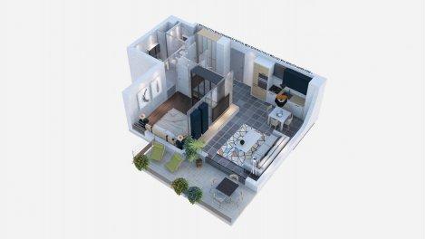 immobilier basse consommation à Chatillon-sur-Chalaronne