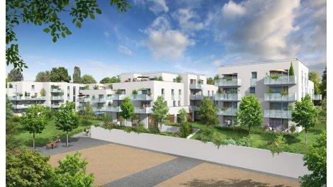 Appartement neuf Eskiss éco-habitat à Rillieux-la-Pape