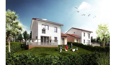 Appartement neuf Champ d'Horizon à Saint-Nizier-le-Bouchoux