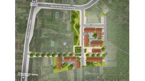 immobilier ecologique à Saint-Leger-sur-Dheune