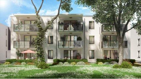 Appartement neuf Coeur des Monts éco-habitat à Bonneville