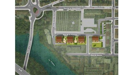 immobilier ecologique à Bellegarde-sur-Valserine
