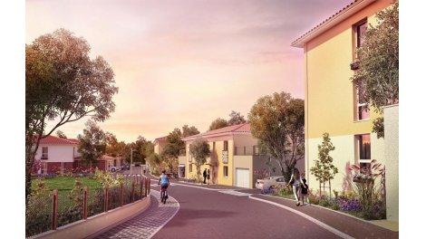 Appartements et maisons neuves Le Hameau du Revermont à Saint-Étienne-du-Bois