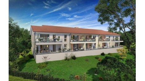 Appartement neuf Les Terrasses des Hôtesses à Chalamont
