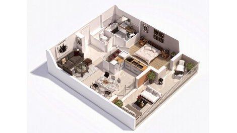 immobilier ecologique à Chalamont