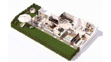immobilier basse consommation à Chalamont