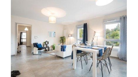 logement neuf à Ambérieu-en-Bugey