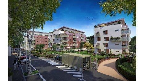 Appartement neuf La Brillatte Psla à Ambérieu-en-Bugey