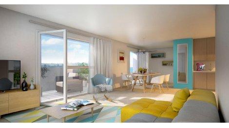 Appartement neuf Le Clos des Collonges investissement loi Pinel à L'Arbresle