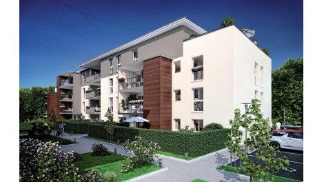 Appartement neuf La Cigalière investissement loi Pinel à Maubec
