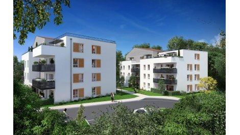 Appartement neuf Îlot Bouvard à Ceyzeriat