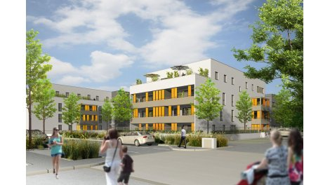 eco habitat neuf à Charnay-les-Mâcon
