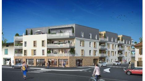 Appartement neuf Le Relais de Corgenon à Buellas