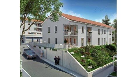 Appartement neuf Lucéo investissement loi Pinel à Lucenay