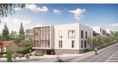 Appartement neuf Résidence Baudelaire éco-habitat à Morestel