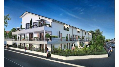 Appartement neuf Le Mobilis à Chevroux