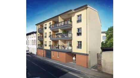 Appartement neuf Villa Jaurès à Saint Laurent sur Saône