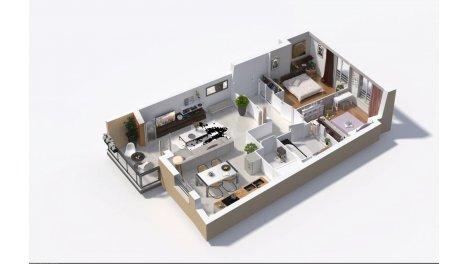 immobilier ecologique à Saint Laurent sur Saône