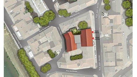 immobilier basse consommation à Saint Laurent sur Saône