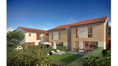 Maisons neuves Résidence les Saules à Jasseron