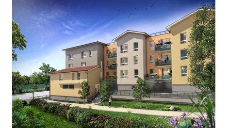 Appartement neuf Les Portes Romanes à Tournus