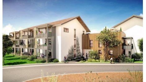 Appartement neuf Coeur Village éco-habitat à Chens-sur-Leman