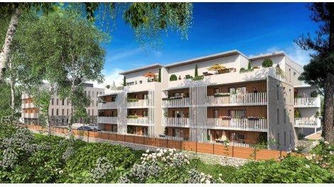 Appartement neuf Résurgence éco-habitat à Lons-le-Saunier