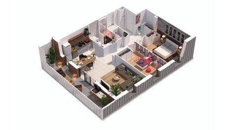 immobilier basse consommation à Lons-le-Saunier
